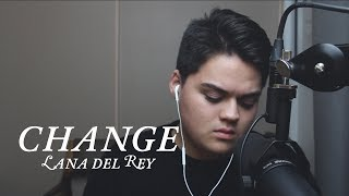"Hey all! Hope you enjoy my cover of Lana Del Rey's song, 'Change' off of her new album, ""Lust for Life"". I just listened to the whole ..."