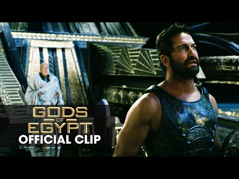 Gods of Egypt Gods of Egypt (Clip 'One God')