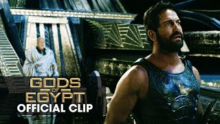 Nonton Gods Of Egypt  2016 Movie   Gerard Butler  Official Clip        One God    Film Subtitle Indonesia Streaming Movie Download