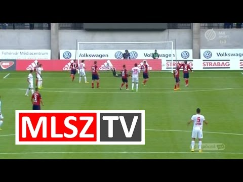 1. forduló: Videoton - DVTK 1-2 (1-2)