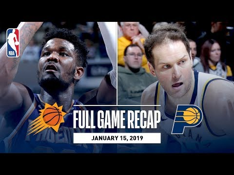 Video: Full Game Recap: Suns vs Pacers | Balanced Attack Leads IND