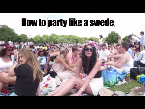 Like - MIDSUMMER IS MORE IMPORTANT THAN CHRISTMAS TO THE SWEDISH ? LAST VIDEO http://youtu.be/l4MRLRPF91g?list=UUFkjRL-k_H6H0Tbc-wrTUfg IF YOU WANT TO CHAT HOOK ME UP ON FACEBOOK, INSTAGRAM TWITTER...