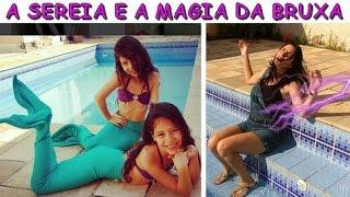 Video A SEREIA E A MAGIA DA BRUXA - PARTE FINAL MP3, 3GP, MP4, WEBM, AVI, FLV Mei 2019