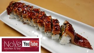 Viper Roll - How To Make Sushi Series by Diaries of a Master Sushi Chef