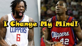 Video 3 NBA Players Who Agreed To Sign With A Team...But Changed Their Minds! MP3, 3GP, MP4, WEBM, AVI, FLV April 2019