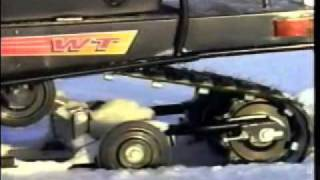 4. skidoo sport utilité 1995 skandic tundra elan alpine