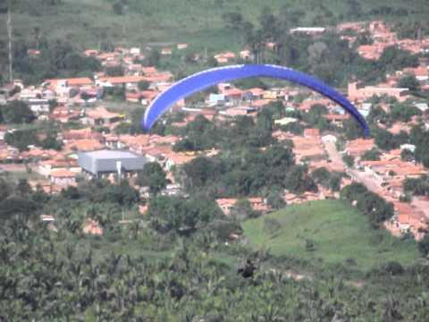 Voo de Parapente na Serra do Estrondo em Axixá do Tocantins (TO) _ 2