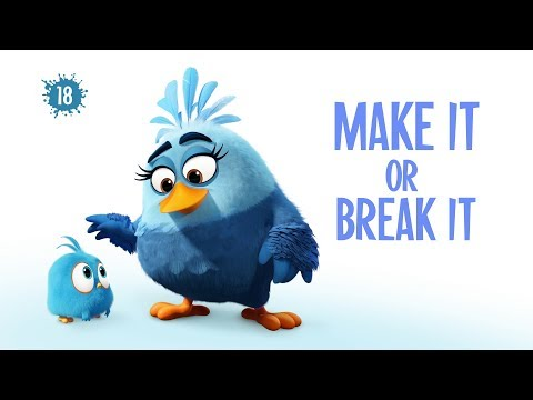 Angry Birds Blues | Make It Or Break It - S1 Ep18