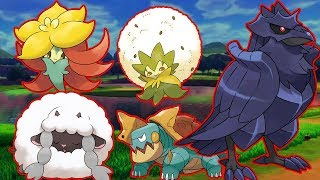 MORE DETAILS ABOUT THE NEW POKEMON REVEAL! Pokemon Sword and Shield Trailer 2 by Verlisify