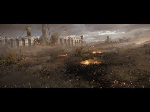 Elder Scrolls Online Trailer