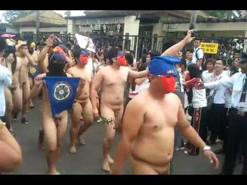 oblation run - HAU.