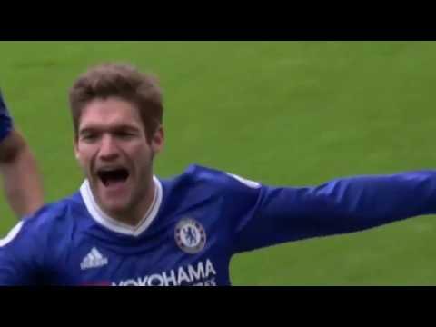Chelsea vs Arsenal 3 1   All Goals & Highlights EPL 04 02 2017