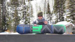 Nitro Team Gullwing Snowboard 2014