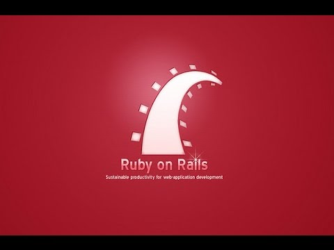 24 - Ruby on Rails || add CSS and Image  اضافة صور و