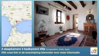 Torreguadiaro Spain  city photos gallery : 3 slaapkamers 4 badkamers Villa te Koop in Torreguadiaro, Cadiz, Spain