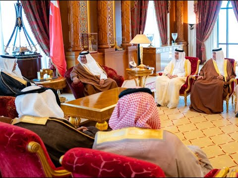 HRH the Crown Prince receives Saudi Arabia's Minister of Transport