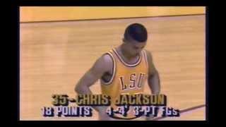 Chris Jackson 45 on Georgia 1990