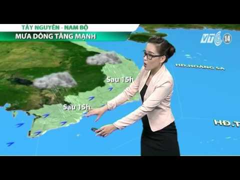 Thời tiết Sáng ngày 15.09.2014