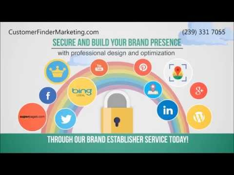 Customer Finder Marketing FL â Establish your Brand today with Professional Design and Optimization