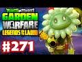 Plants vs. Zombies: Garden Warfare - Gameplay Walkthrough Part 271 - Spooky Scary Foot Solider! (PC)