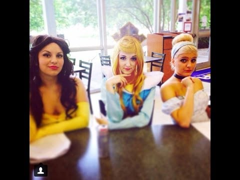 Mean Girls Parody (Disney Princesses) *NEW VIDEO ON CHANNEL*