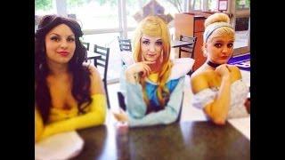 Mean Girls Parody (Disney Princesses) *NEW VIDEO ON CHANNEL*