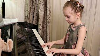Жить в твоей голове (cover ЗЕМФ�РА) Виктория Викторовна 8 лет.