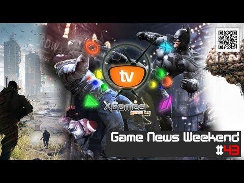 Game News Weekend - #43 от XGames-TV (Игровые Новости)