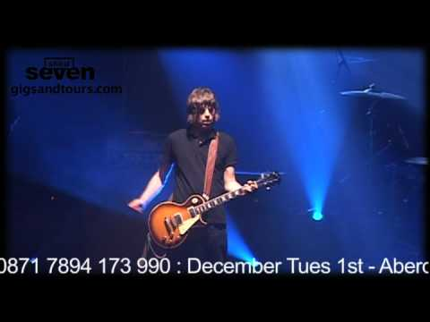 Shed Seven live Dec 2009 – Full exclusive video