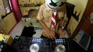 DJ OM TELOLET OM REMIX COOL PART 2 KEREN Abiiis Video