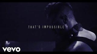 Lyric video da música Impossiblehttp://vevo.ly/fkp4Wh