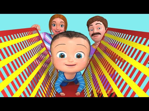 Indoor Playground Song | BST Kids Songs & Nursery Rhymes