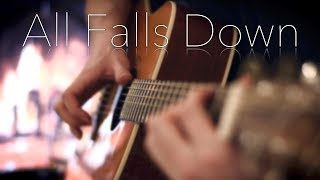 Video Alan Walker - All Falls Down - Fingerstyle Guitar Cover // Joni Laakkonen MP3, 3GP, MP4, WEBM, AVI, FLV Juli 2018