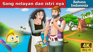 Video Sang nelayan dan istri nya | Fisherman and His Wife | Dongeng anak | Indonesian Fairy Tales MP3, 3GP, MP4, WEBM, AVI, FLV Juni 2018