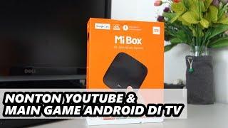 Video Xiaomi Mi Box Android TV - Mending Mi Box daripada Beli Smart TV?!!! MP3, 3GP, MP4, WEBM, AVI, FLV Desember 2018