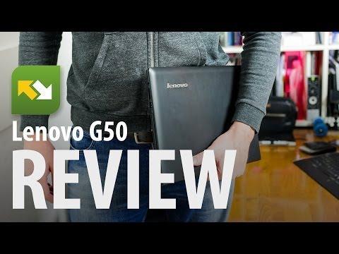 Lenovo G50 : Review