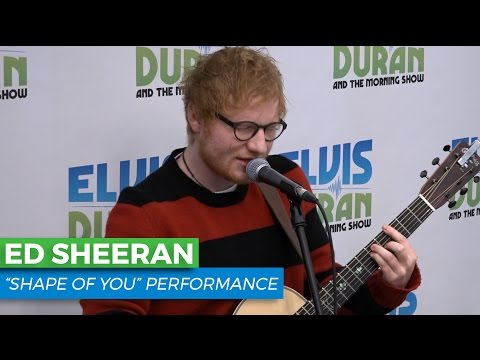 Video Ed Sheeran -