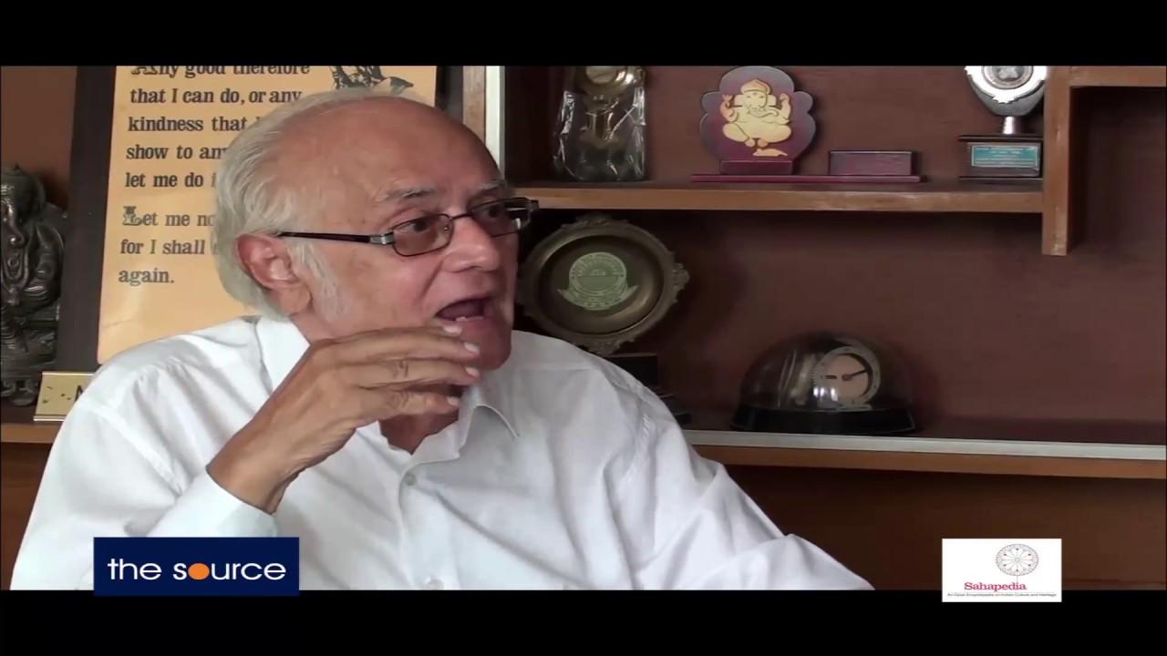 Interview with Dr Moti Prakash
