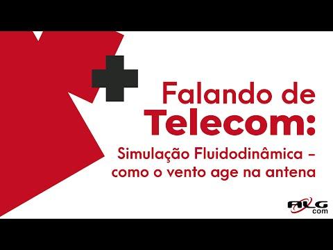 Simulação Fluidodinâmica | Antenas