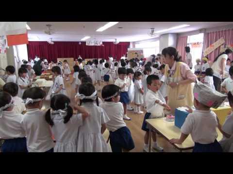 広島暁の星幼稚園2016年夏祭り