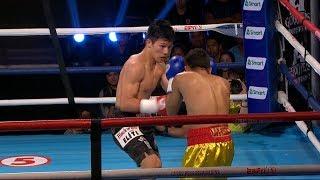 Carl Jammes Martin vs. Petchchorhae Kokietgym   ESPN5 Boxing