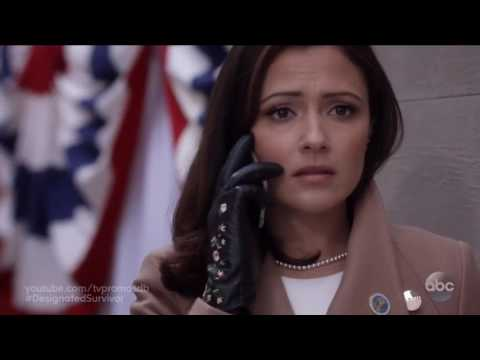 Designated Survivor Season 1 (Promo 'Conspiracy')