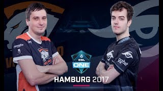 Video Dota 2 - Virtus.pro vs. Team Secret - Game 1 - Grand Final - ESL One Hamburg Major 2017 MP3, 3GP, MP4, WEBM, AVI, FLV Juni 2018