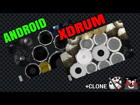 Cara Pasang Drums XD Android Mod XDrum