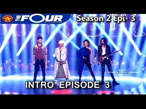"The Four INTRO ""Believer""  The Four Season 2 Ep. 3  S2E3 2018"