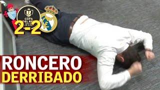 Video Celta 2-2 Real Madrid   Roncero K.O. con el fallo de Cristiano y el partido de Danilo MP3, 3GP, MP4, WEBM, AVI, FLV Oktober 2017