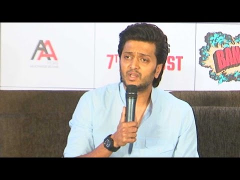 Riteish Deshmukh Reasons On Why Pakistan Banned Ba