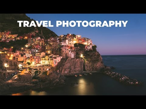 Travel Photography - Paris, To Manarola, Cinque Terre, Italy (Fuji X-T3)