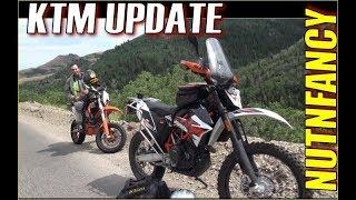 8. UPDATE: KTM 500 EXC, 690 Enduro R
