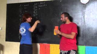 Welkam long BIGFALA Lesen blong Bislama blong Maek mo Jon! In this lesson, we have a Welkam Sell, explore numbers, attempt to appease our French viewers, rea...